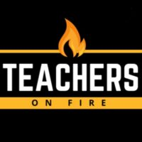 Teachers on Fire Logo - no Anchor Symbol